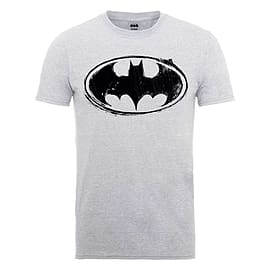 Sketchy Bat Logo (Grey) Medium - Only at GAME Clothing
