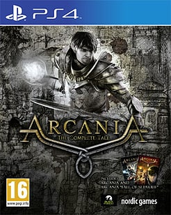 Arcania: The Complete Tale PlayStation 4