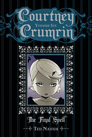 Courtney Crumrin Volume 6: The Final Spell Special Edition (Hardcover) Books