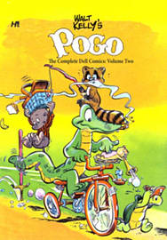 Walt Kelly's Pogo: The Complete Dell Comics Volume 2 (Hardcover) Books