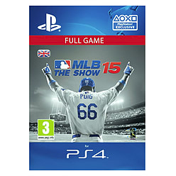 MLB 15: The Show PlayStation 4