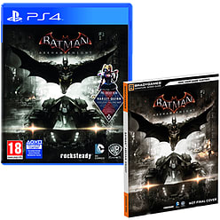 Batman: Arkham Knight Red Hood Edition with Strategy Guide - Only at GAME PlayStation 4