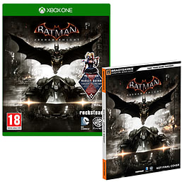 Batman: Arkham Knight Red Hood Edition with Strategy Guide - Only at GAME Xbox One