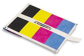 Colour Bar Mighty Case Tablet Case by Dynomighty Tablet