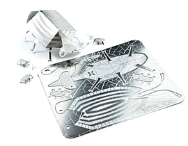 Shield X-Bugs Origami Stainless Steel Kit Scaled Models