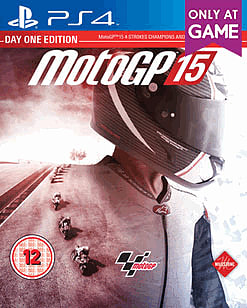 Moto GP 15 Day 1 Edition – Only at GAME PS4