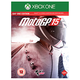 Moto GP 15 Day 1 Edition – Only at GAME XBOX ONE