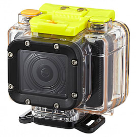 GoXtreme 'WiFi Pro' Action Camera - OLED Live View Control Watch Cameras and Photography