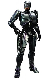 Robocop Play Arts Kai Action Figure 1987 Version Figurines and Sets