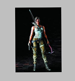 Square Enix Tomb Raider: Play Arts Kai Lara Croft Action Figure Figurines and Sets