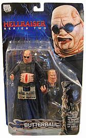 Hellraiser Series 2 > Butterball Action Figure Figurines and Sets