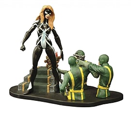 Diamond Select Marvel Select: Arachne Action Figure Figurines and Sets
