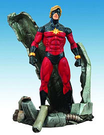 Marvel Select - Captain Marvel Sp. Collector Edit. Figurines and Sets