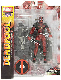 Diamond Select - Marvel Select Action Figure Deadpool Figurines and Sets