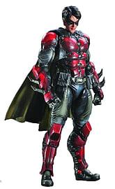 Batman Arkham Origins Play Arts Kai Robin Figurines and Sets