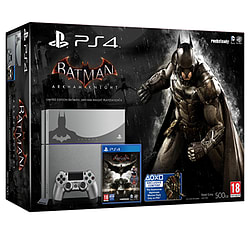 PlayStation 4 Limited Edition Batman Arkham Knight Console PlayStation 4