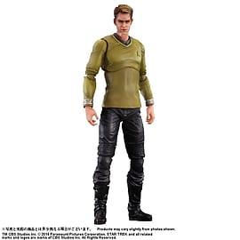 Square Enix Star Trek: Kirk Play Arts Kai (Captain James T. Kirk) Figurines and Sets