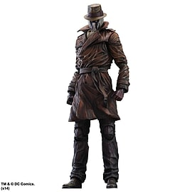 Watchmen Play Arts Kai Rorschach Figurines and Sets