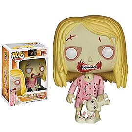 Funko Walking Dead Teddy Bear Girl Pop! Vinyl Figure Figurines and Sets