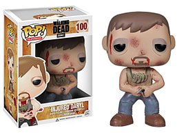 POP! Vinyl Walking Dead Hunter Daryl Figurines and Sets