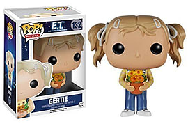 Gertie: Funko POP! x E.T. the Extra-Terrestrial Vinyl Figure Figurines and Sets