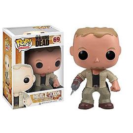 POP! Vinyl the Walking Dead TV Series Merle Dixon Figure Figurines and Sets