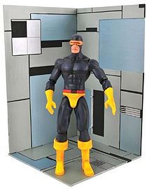 Marvel Select - Cyclops Special Collector Edition Figurines and Sets