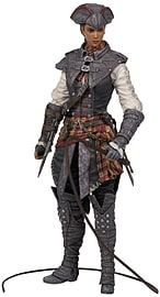 Assassin's Creed Series 2 Aveline De Granpre Action Figure Figurines and Sets