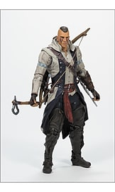 Assassin's Creed Series 2 Connor (with Mohawk) Action Figure Figurines and Sets