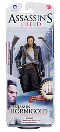 Benjamin Hornigold Action Figure (Assassin's Creed Series 1) Figurines and Sets