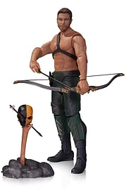 DC Comics Arrow Oliver Queen and Totem Action Figure Figurines and Sets
