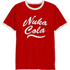 Fallout T-Shirt Nuka Cola - XXLarge Clothing