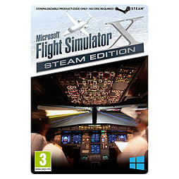 Microsoft Flight Simulator X - Steam Edition PC