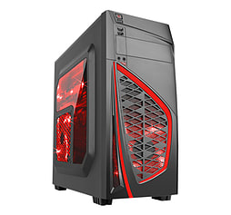 Fierce APOLLO Quadcore Desktop Gaming PC, Athlon X4 860K 4.3GHz, GTX 750 Ti 2GB, 8GB RAM, 1TB, Wifi PC