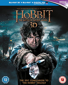The Hobbit: The Battle Of The Five Armies 3D Blu-ray