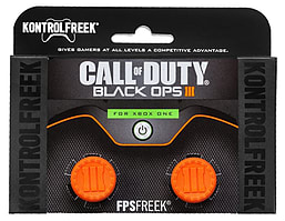 KontrolFreek FPS Thumb Grips - Call of Duty: Black Ops III - Xbox One - Only at GAME Accessories