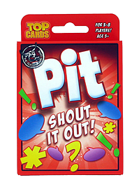 Pit Card Game Traditional Games