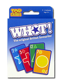 Whot! Card Game Traditional Games