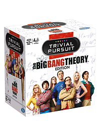The Big Bang Theory Trivial Pursuit Traditional Games