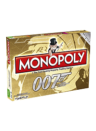 Monopoly - James Bond 50th Anniversary Edition Traditional Games