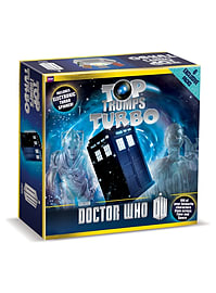 Top Trumps Doctor Who Turbo Traditional Games