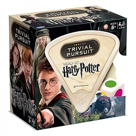 Harry Potter Trivial Pursuit Traditional Games