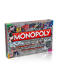 Monopoly - Transformers Traditional Games