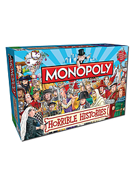 Monopoly - Horrible Histories Traditional Games