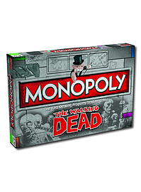 Monopoly - The Walking Dead Traditional Games