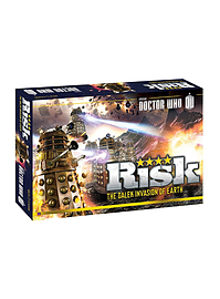 Doctor Who - Risk Traditional Games
