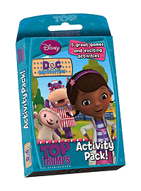 Top Trumps - Doc McStuffins Activity Pack Traditional Games