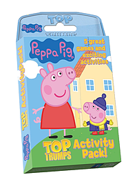 Top Trumps - Peppa Pig Activity Pack Traditional Games
