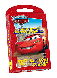 Top Trumps - Cars Activity Pack Traditional Games
