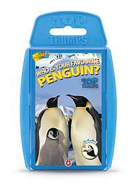 Top Trumps - Penguins Traditional Games